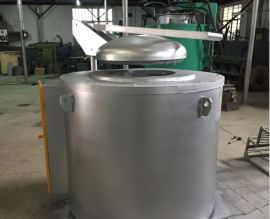 供应铝合金保温炉批发  坩埚式熔铝电炉厂商