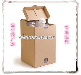 液体通用包装袋 10L/20L浓缩肥料水溶化肥盒中袋 BIB食用油阀门袋
