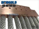 金桥铜业铜绞线大电流软连接