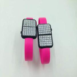 宏浩达创意数据线手表充电线