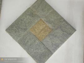 绿色石材  绿色文化石  就选恒瑞石材
