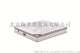 梅美芙床垫 席梦思床垫 独立布袋簧弹簧床垫 乳胶弹簧床垫  折叠海绵床垫