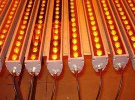 厂家直销户外照明LED洗墙灯 建筑物外立面打光洗墙灯 线性投光灯220v质保3年