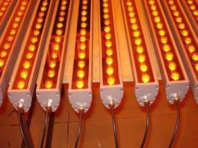 厂家**户外照明LED洗墙灯 建筑物外立面打光洗墙灯 线性投光灯220v质保3年