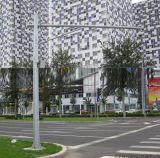 北京最大镀锌八棱六棱圆锥圆柱热镀锌异型监控立杆高杆