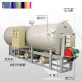 化纖行業噴絲板清洗 專用高溫臥式真空煅燒爐