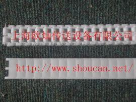 上海欧灿双排齿塑料链条