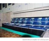 海鮮池 酒店海鮮 海鮮展示櫃 恆溫海鮮池 廠家設計、制作、安裝