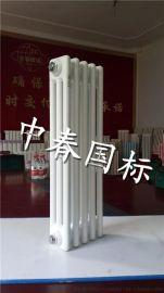 gz316暖气片散热器 钢柱三柱暖气片中心距1600
