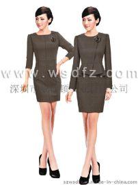 新款职业装女装套装裤西装秋冬长袖