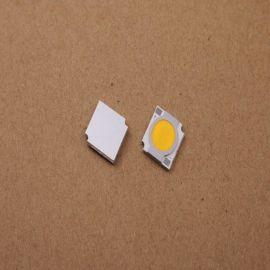 现货    LED暖白 9-12V 大功率点光源 COB面光源 5W