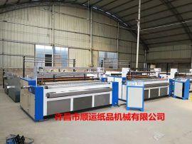 开办卫生纸加工厂的成本 许昌顺运纸品机械