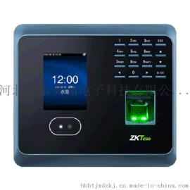 中控智慧HBT520面部指纹异地管理打卡考勤机