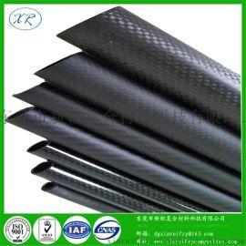 供应碳纤维管 3K平纹管 轻重量高强度碳纤纤维管厂家 哑光碳纤管
