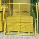 倉庫車間隔離網隔斷圍網 工廠設備防護鋼絲網護欄