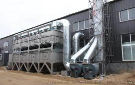 焚烧(燃烧)催化燃烧装置