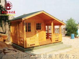雅安自然木屋,防腐木屋定制厂家