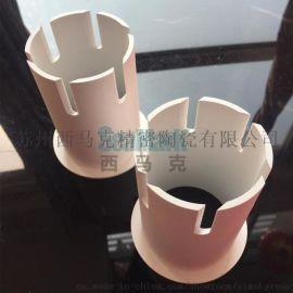 耐高温氮化硼陶瓷 苏州氮化硼陶瓷零件加工