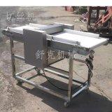 变频调速油皮切丝机商用豆腐皮切条机