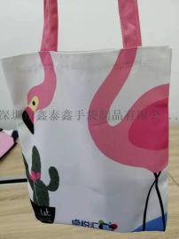 环保棉布帆布手提购物袋