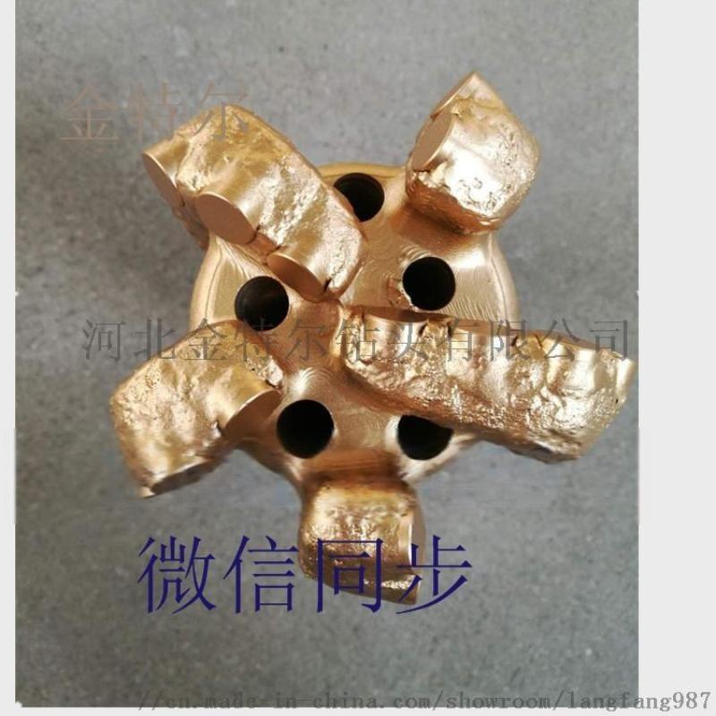 金剛石複合片燒結體鑽頭水井煤礦勘探地質鑽頭
