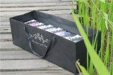 枪炮玫瑰鲜花永生花礼盒礼品袋 进口卡纸手提袋 节日送礼包装袋
