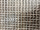 PVC透明夹网布 中空板箱防尘帘 周转箱防尘帘