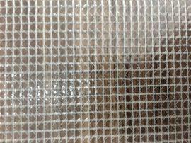 PVC透明夾網布 中空板箱防塵簾 週轉箱防塵簾