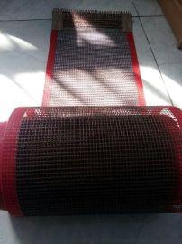 专业生产供应 特氟龙耐高温输送带 铁氟龙网格带特氟龙高温布