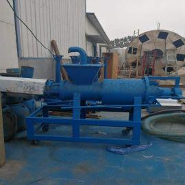 家禽粪便清理设备 养猪养牛  抽粪便的机器