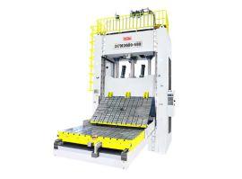 合模机多少钱?DFM3020-300**的合模机厂家(全新)模具研配机床
