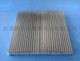 精加工销售大截面高难度高密齿工业散热器铝型材