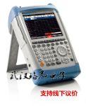 羅德與施瓦茨FSH4/8/13/20手持頻譜分析儀:9 kHz到20 GH