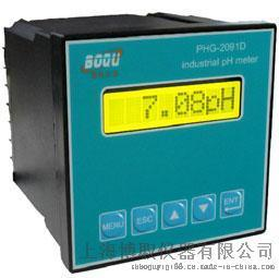 上海博取水质检测仪器 PHG-2091D型工业PH计