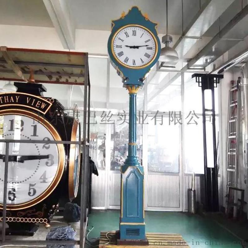 康巴丝塔钟供应户外景观钟  户外站钟   户外时钟
