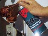 强力快挥发清洁/去油剂 (LPS-HDX)