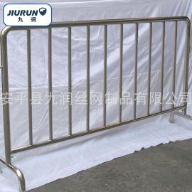 建筑工地铁马护栏 道路施工护栏网 可移动临时护栏网