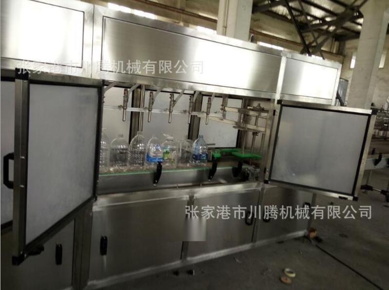 大桶直線式灌裝機 液體全自動灌裝機