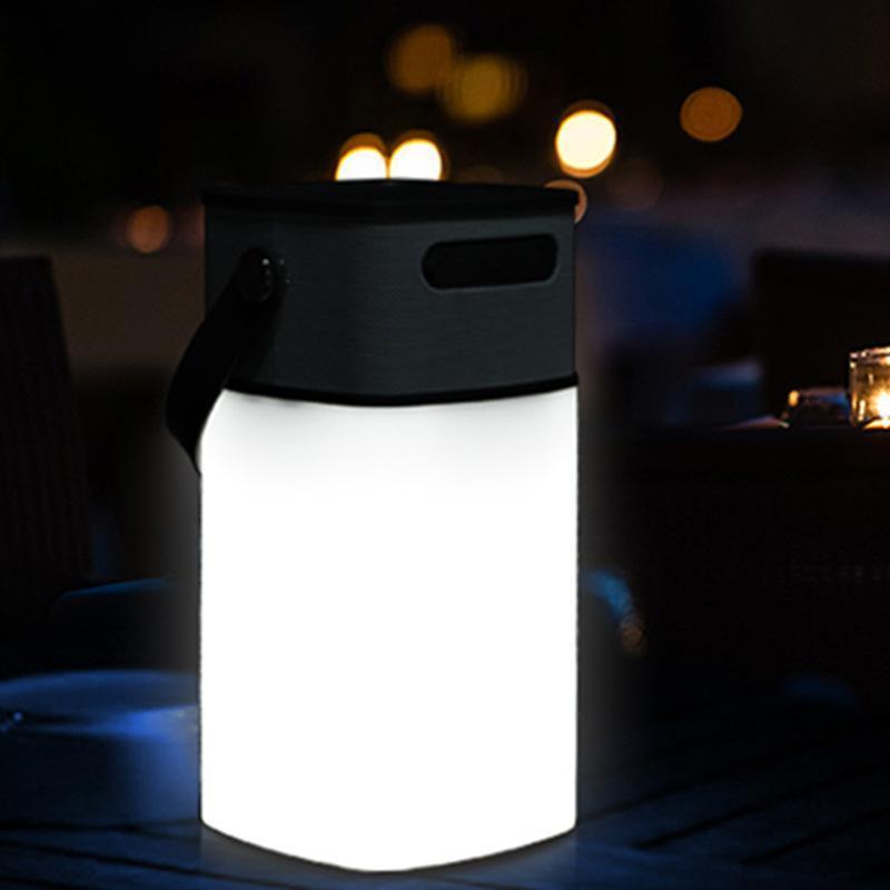 蓝牙防水音响灯可连接带蓝牙功能的设备LED照明灯定制加logo
