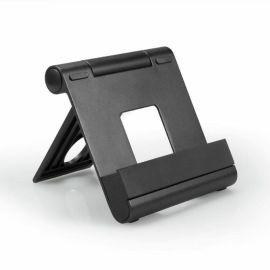 铝锌合金手机支架 折叠懒人支架 多功能旋转三角底座平板电脑通用