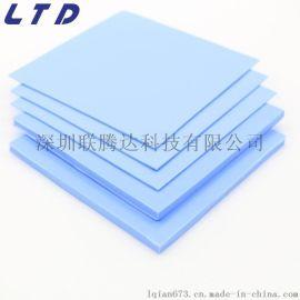 导热硅胶片厂家直销 led灯软性导热硅胶片 耐高温导热硅胶片