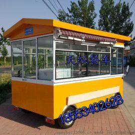 山东天纵tzcc小吃车制作