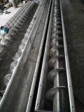 银川不锈钢螺旋输送无轴螺旋叶片绞轮厂家直销