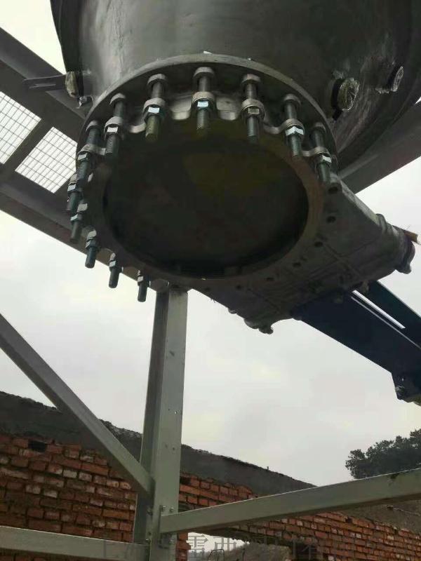 气动插板阀的工作原理 PZ673H-16P浆液阀