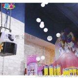 泡泡体验馆 游乐场设备 泡泡秀道具 泡泡烟雾球机