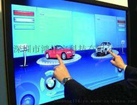 佛山电容式触摸屏租赁,商用显示出租多点触控