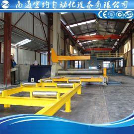 南通宣均卷板机 W12SCX锅炉制造成套设备生产线