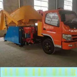 重庆大足县喷锚车自动上料厂家喷浆机空压机