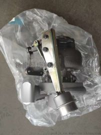 360-7增压器 6D114发动机全车件