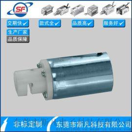 廣東斯凡廠家直銷 醫療器械電磁閥,壓管閥 可定制